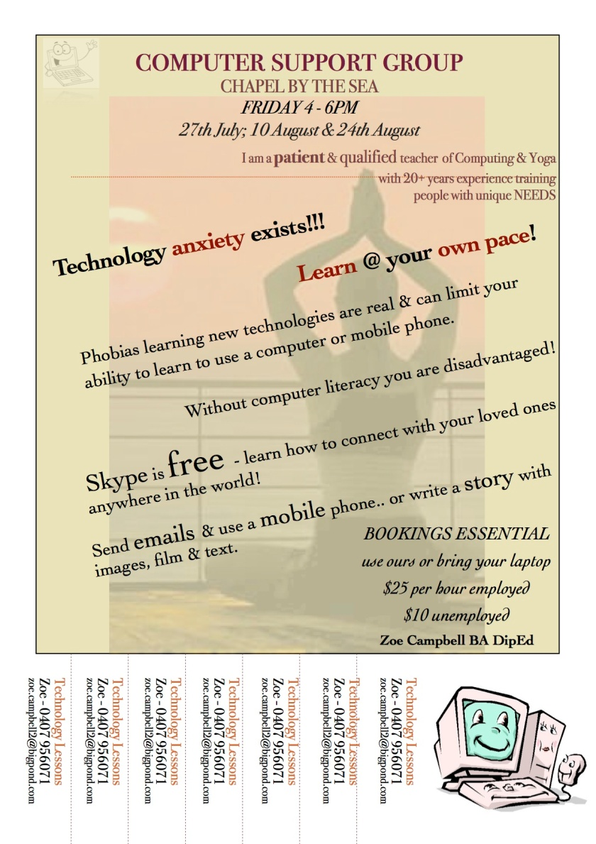 chapel technology anxiety flyer jpg
