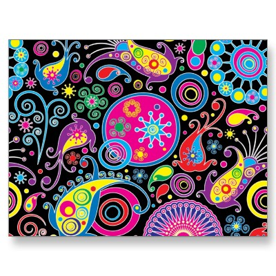 Super funky paisley